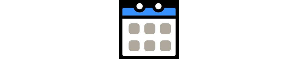 Calendario en línea Personal