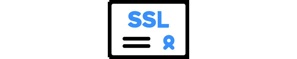 SSL estándar (5 sitios)